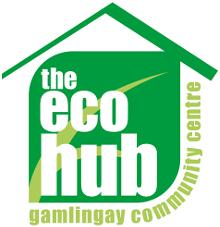 Gamlingay Eco Hub logo